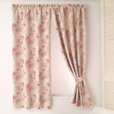 日創優品 超值玫瑰花園節能遮光窗簾-200X165cm