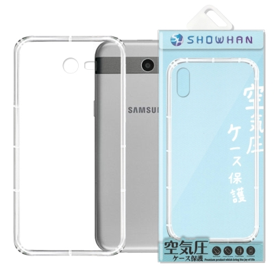 【SHOWHAN】 Samsung Galaxy J7(2017) 空壓手機殼
