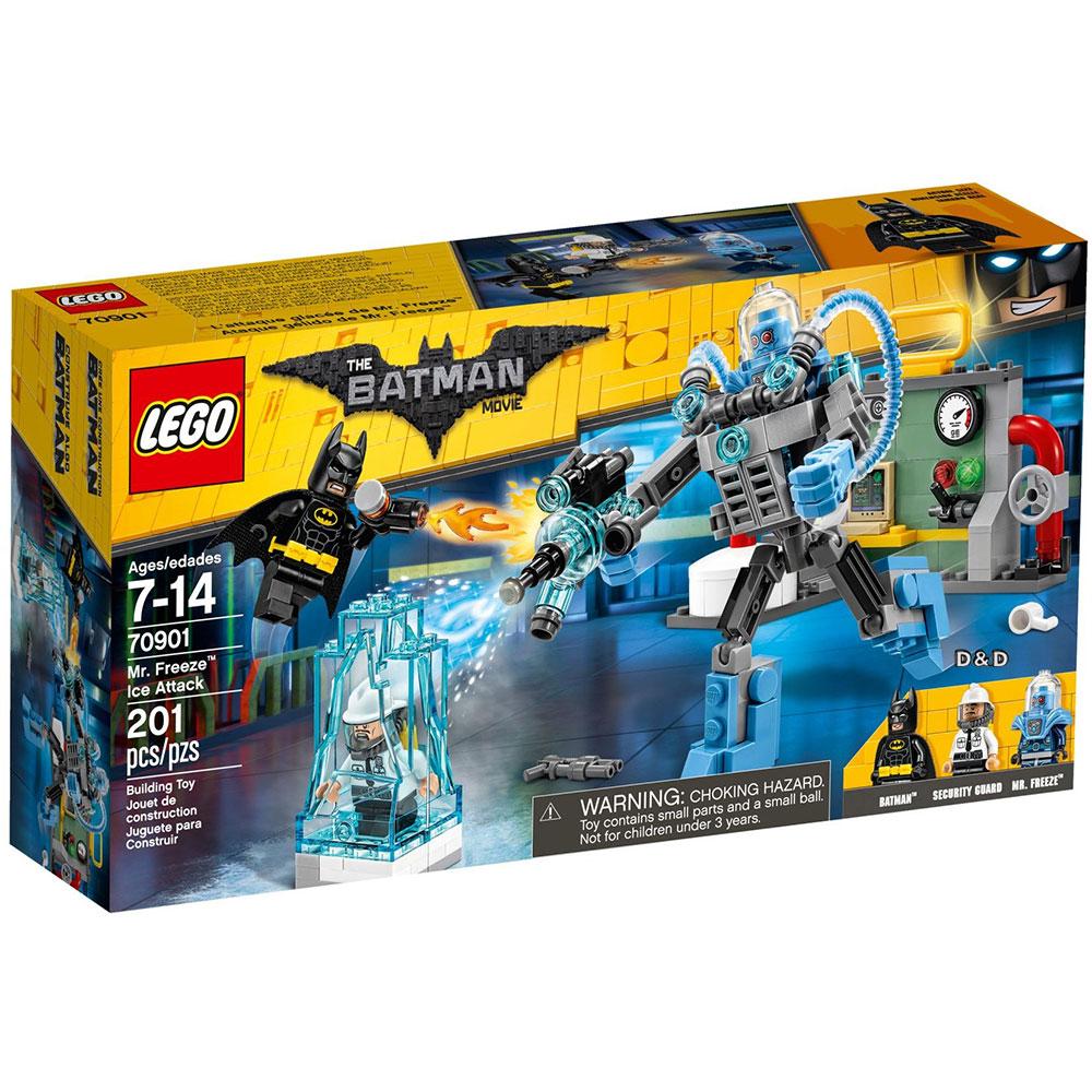 樂高LEGO蝙蝠俠系列 - LT70901 Mr. Freeze? Ice Attack