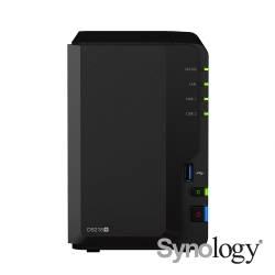 Synology DS218+ 網路儲存伺服器