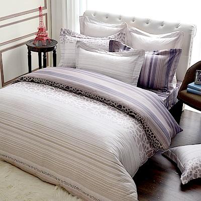 義大利La Belle 爵士迷情 加大純棉床包枕套組