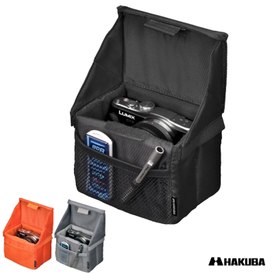HAKUBA 微單KIT組相機內袋A款(三色可選)