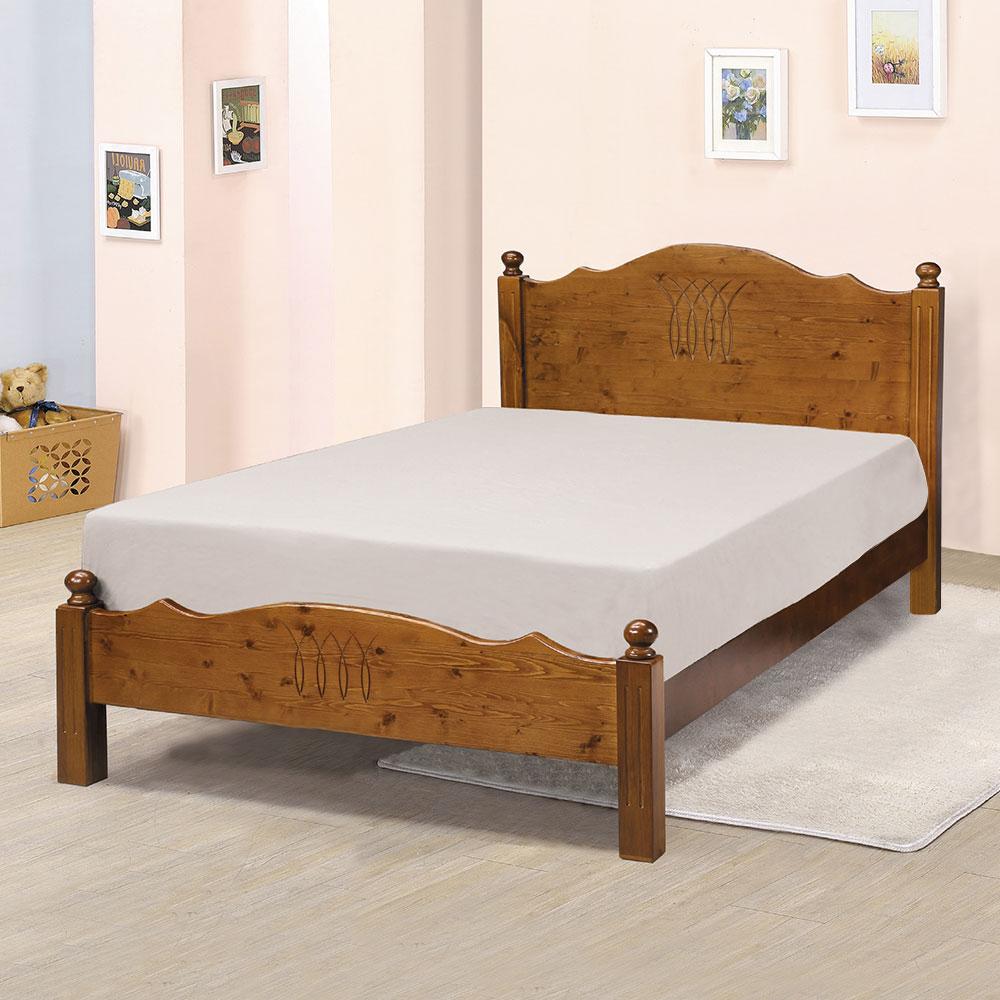 Homelike 桑妮床架組-單人3.5尺(不含床墊)