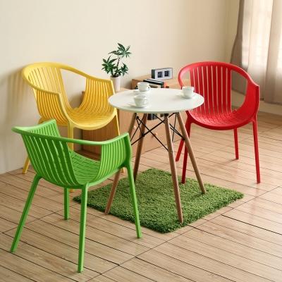 YKSHOUSE-彩漾簡約設計椅(3色)
