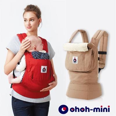 ohoh mini 孕婦裝 揹巾- 輕鬆揹心貼心系列-安撫卡