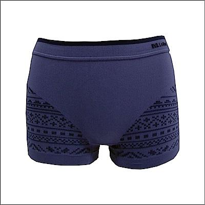 BVD Ladies  DAILY系列 平口內褲(藍色)