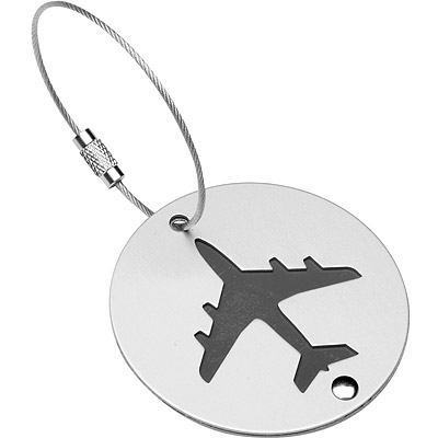 《REFLECTS》Tag 行李掛牌(飛機)