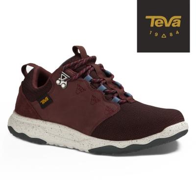 TEVA 美國-女 ARROWOOD 輕羽多功能水陸兩用鞋 (咖啡紅)