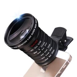 iStyle 手機單眼專業攝影鏡頭組