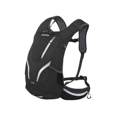 SHIMANO-ROKKO-全功能背包-無水袋-12L-黑色
