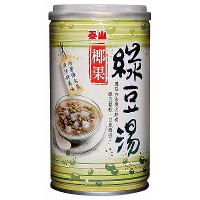 泰山 綠豆椰果湯(330gx24入)