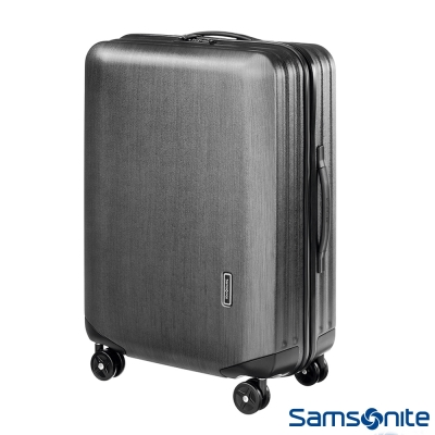 Samsonite新秀麗28吋 Inova T型拉桿TSA輕量硬殼行李箱(灰)
