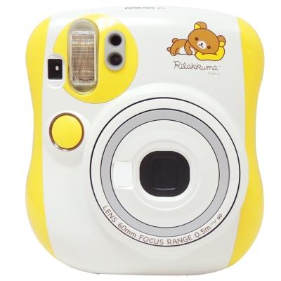 拍立得-FUJIFILM-instax-mini-25-相機-拉拉熊-公司貨