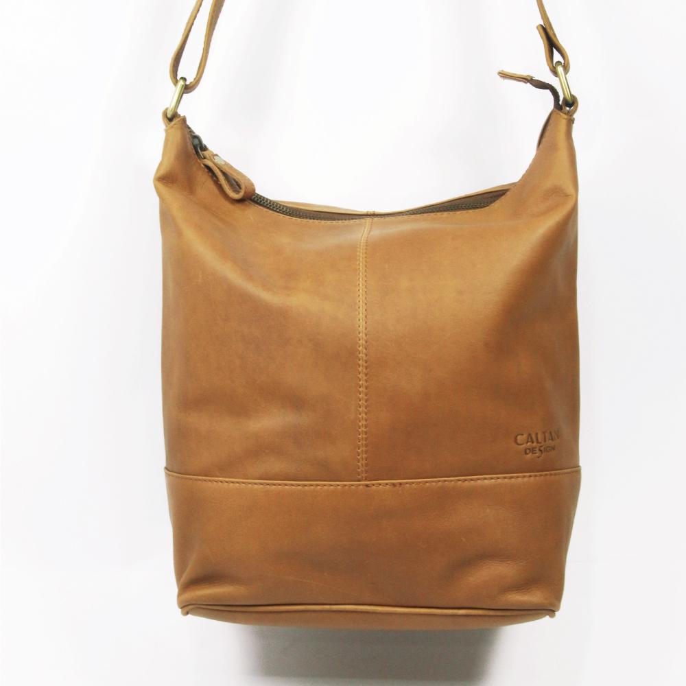 CALTAN-女用包包 水桶包 側背包 直立式 肩背包 外出包-5264ht