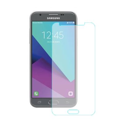【SHOWHAN】Samsung J3(2017) 9H鋼化玻璃貼疏水疏油高清抗...