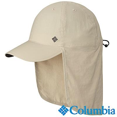 Columbia哥倫比亞 男女-UPF50遮陽帽-卡其 ( UCU91080KI )