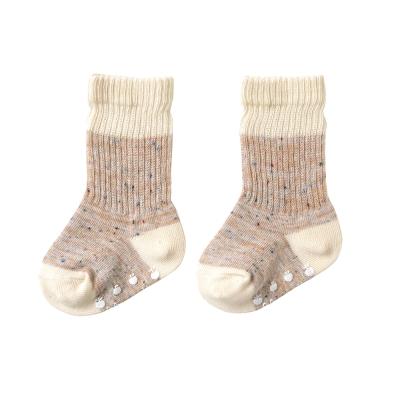 【Hoppetta*】有機綿元氣水玉棉襪