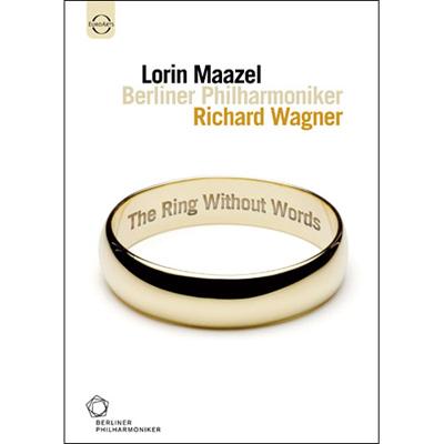華格納  無言的「尼貝龍指環」 DVD