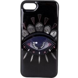 KENZO Nagai Eye iPhone 7 眼睛圖騰塑料手機殼(黑粉色)
