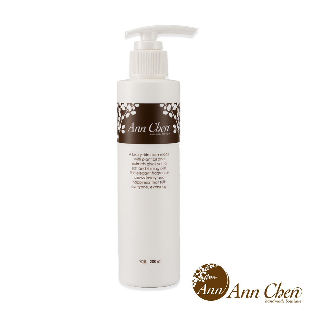 陳怡安手工皂-保養系卸妝乳200ml