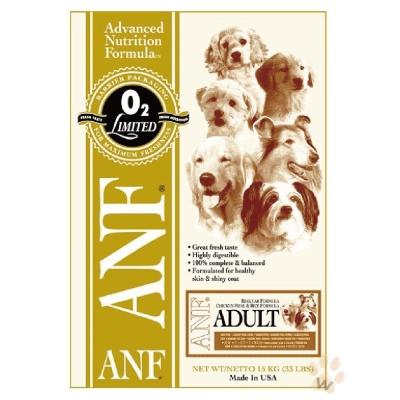 ANF成犬雞肉配方(小顆粒)3kg
