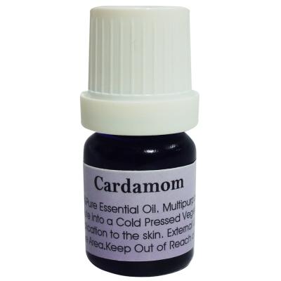 Body Temple 豆蔻 (Cardamom)芳療精油5ml