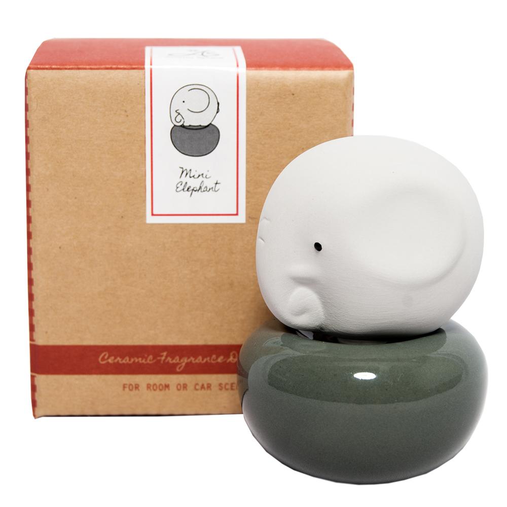 ThaiScent泰香 mini象擴香瓶(不含擴香精)