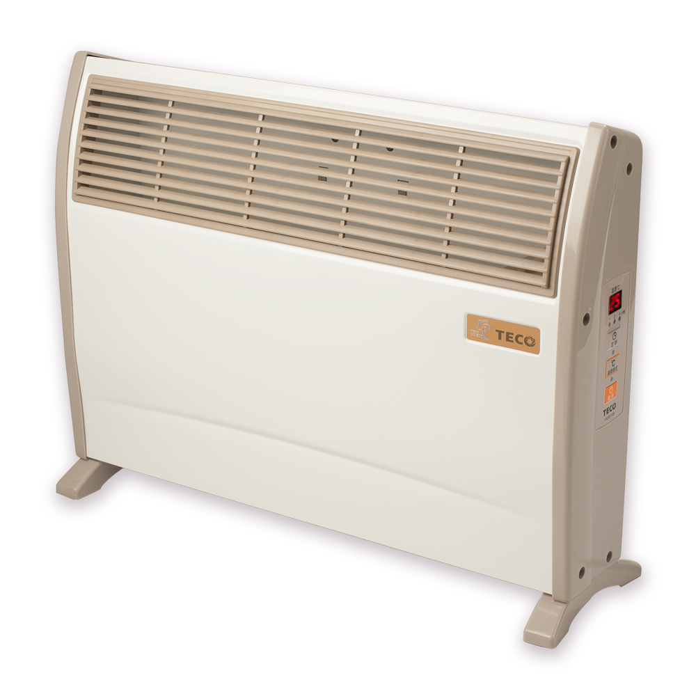 TECO東元 YN2001CB 防潑水微電腦電暖器