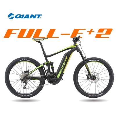 (無卡分期-12期)GIANT FULL E+ 2 運動越野型電動輔助自行車