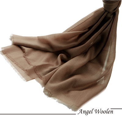 【Angel Woolen】大地之母 鑽石紋羊絨披肩
