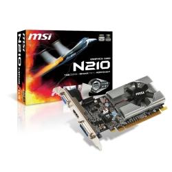 msi微星 N210-MD1G/D3 顯示卡