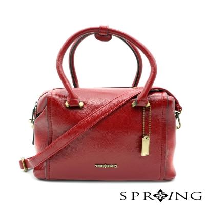 SPRING-Aurora歐若拉2way枕頭包-紅
