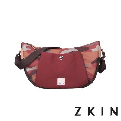 ZKIN Getaway Unicorn 享影輕旅側背相機包 (迷彩紅)