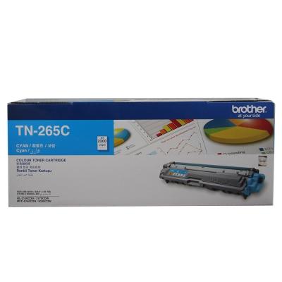 Brother TN-265C 原廠藍色高容量碳粉匣