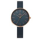 OBAKU 純粹經典三針時尚米蘭腕錶-V211LXVLML/36mm