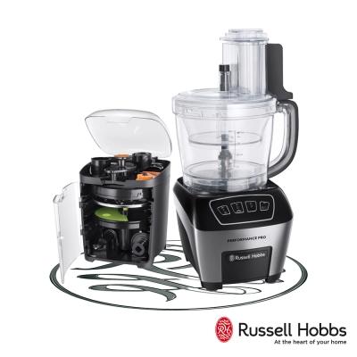 Russell Hobbs 英國羅素 旗艦款 食物處理機  22270 TW