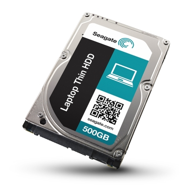 Seagate Laptop Thin HDD 2.5吋 薄型 500GB筆記型硬碟機