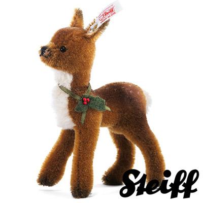 STEIFF德國金耳釦泰迪熊 - Fawn 麋鹿