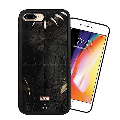 漫威授權 iPhone 8 Plus / 7 Plus 黑豹電影版 防滑手機殼(...