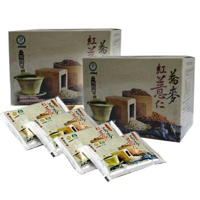 【二林農會】蕎麥紅薏仁隨身包(10入x5盒)