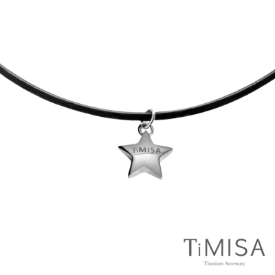 TiMISA《幸運星》活力鈦項圈