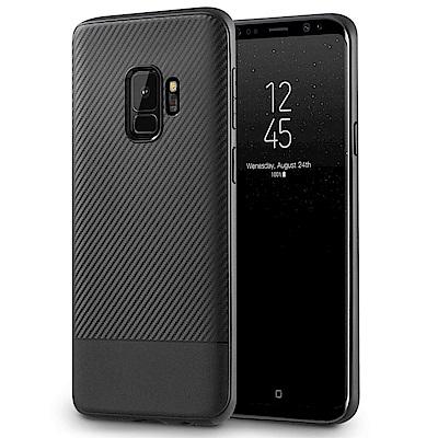 三星 Galaxy S9 Carbon 超薄碳纖維紋理防撞手機殼