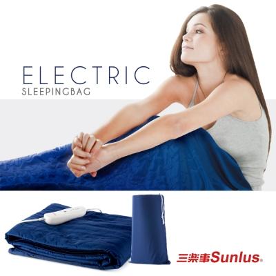Sunlus睡袋型舒眠電熱毯SP 2403 BL