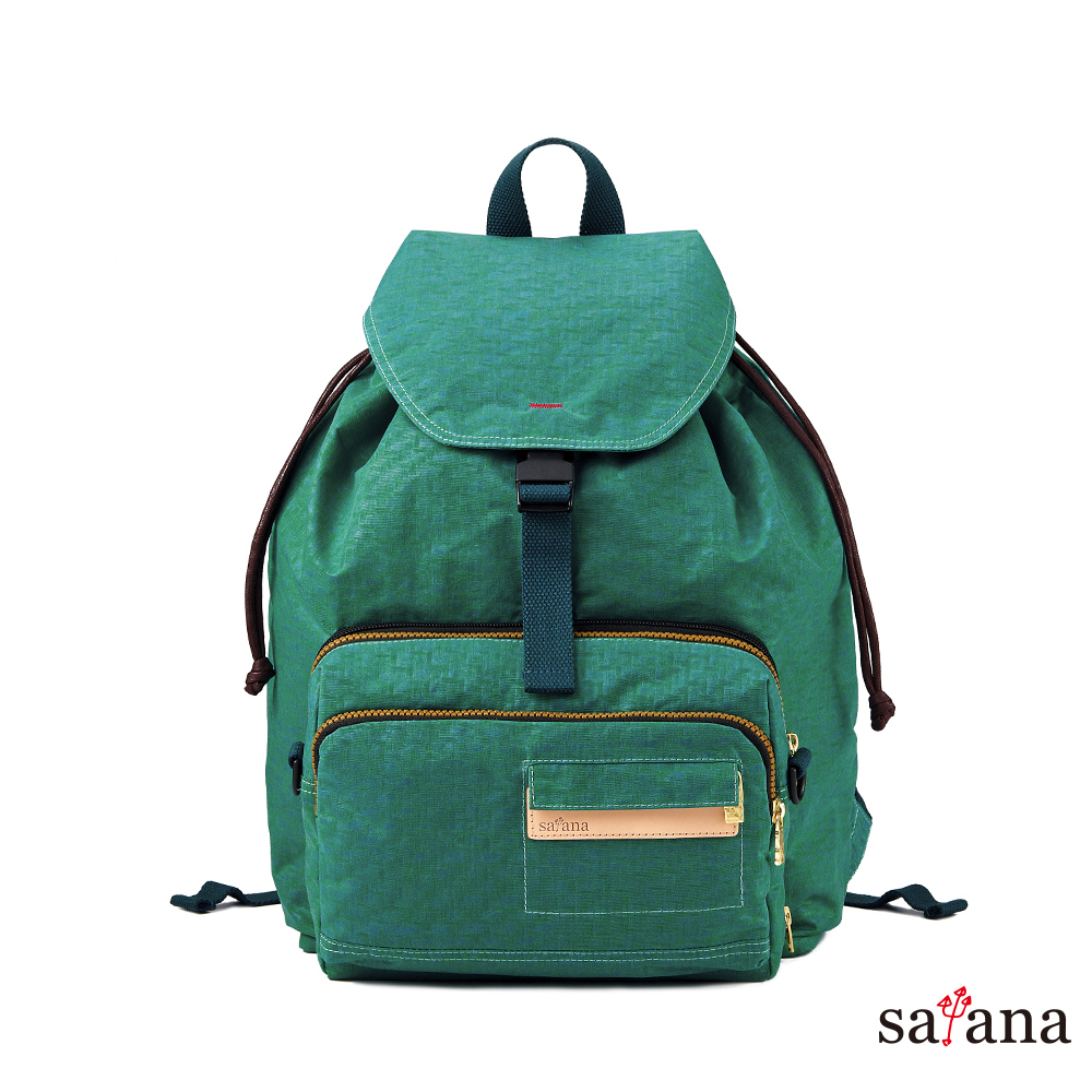 satana -Soldier 愜意旅途兩用後背包 - 常春藤