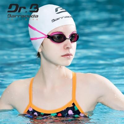 美國巴洛酷達Barracuda巴博士Dr.B F940 女性專用度數泳鏡
