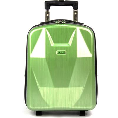 aaronation 愛倫國度 - 頂級PC+ABS硬殼書包LM28-L36-綠