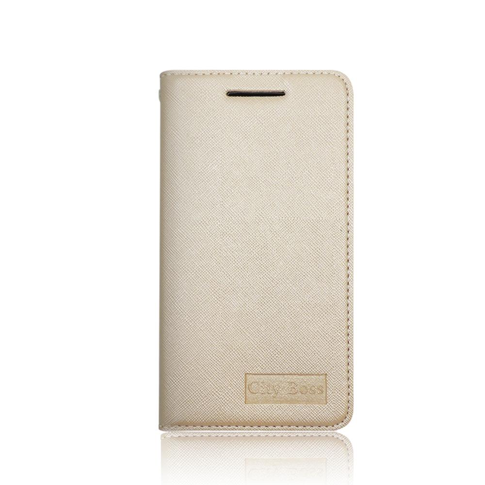 CB HTC 10 / M10 皇家氣質閃亮隱扣立架皮套