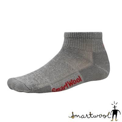 SmartWool 超輕型徒步短襪 灰褐