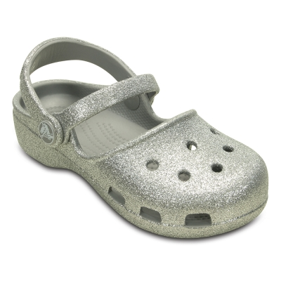 Crocs 卡駱馳(童鞋) 卡琳閃耀小克駱格 202884-040