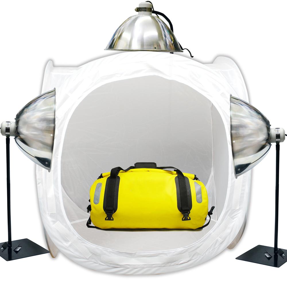 Piyet 60公分棚加三燈組(750W)